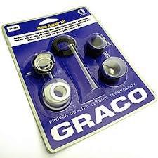 Kit de Empaques Graco 390/395/3400