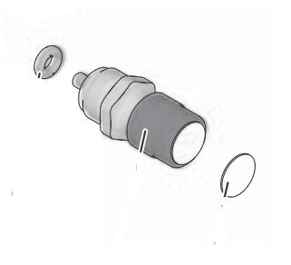 Pulsador para Cebar Graco Magnum ProX17/ProX19