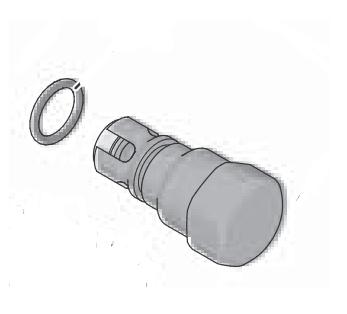 Válvula de Salida Graco Magnum ProX17/ProX19