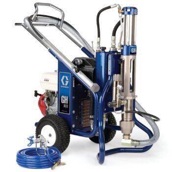 Pulverizador hidráulico de gas