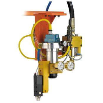 Regulador de material proporcional