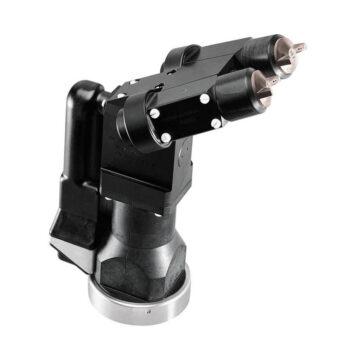 Pistola Robótica Doble Electrostática