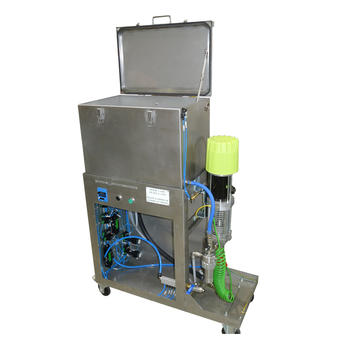 Sistema de lavado por inmersión