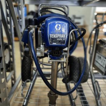 Equipo Usado Graco TexSpray Mark IV