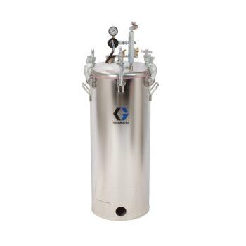 Olla de alta presión de 15 galones