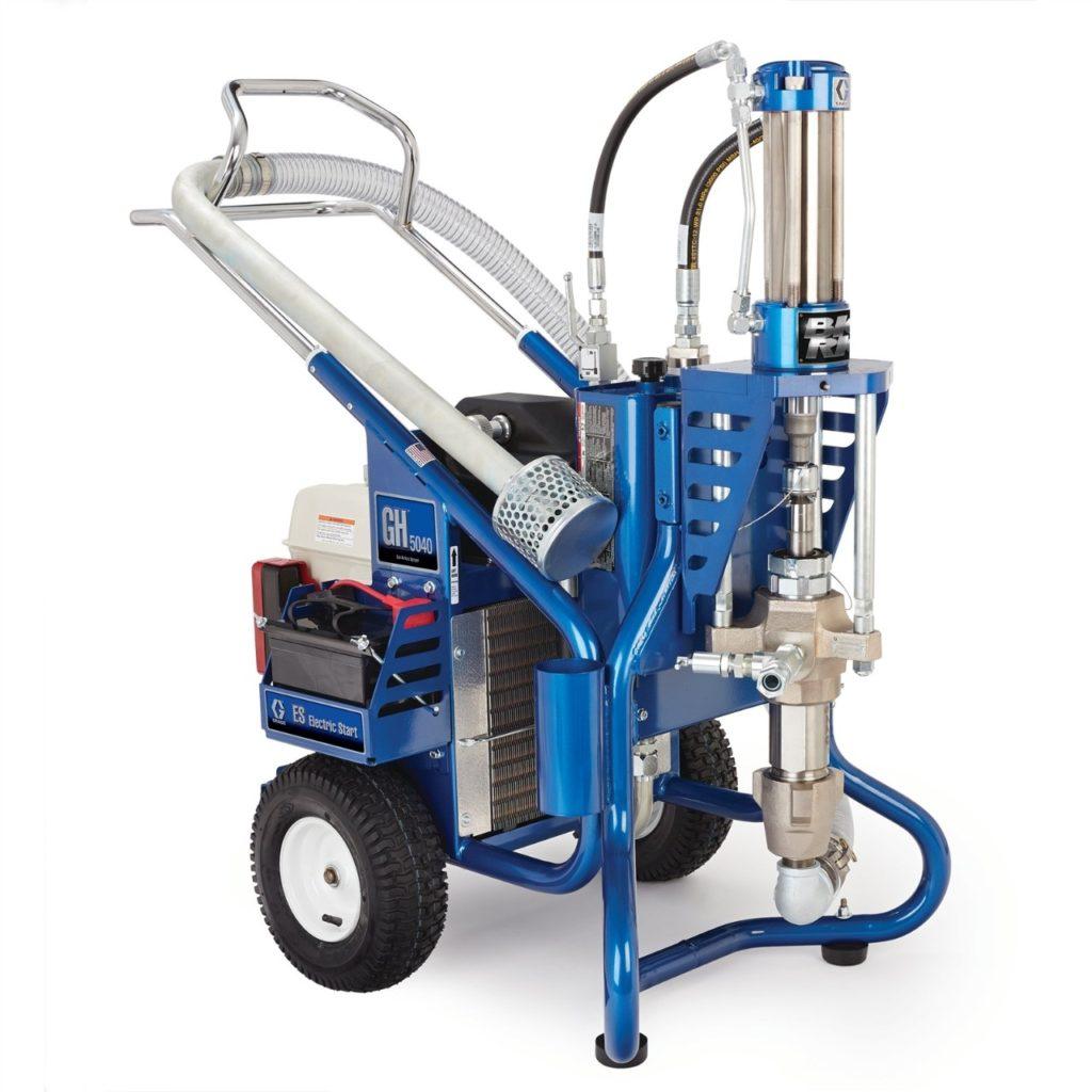 Pulverizador hidráulico de gas GH 5040ES Big Rig