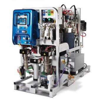Sistema de pulverización XM PFP
