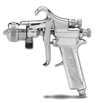 Pistola de pulverización manual DeVilbiss MBC-510