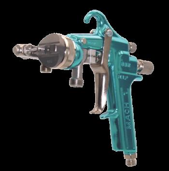 Pistolas de pulverización de componentes plurales Binks