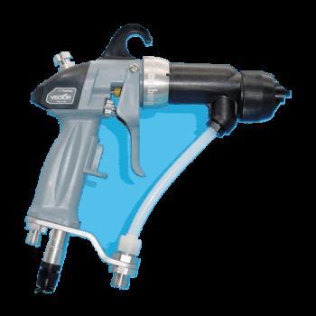 Gama de pistolas de pulverización electrostática de baja presión Ransburg Vector