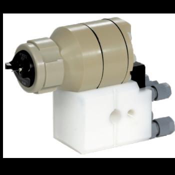 Pistola de pulverización electrostática automática Ransburg Estaquick