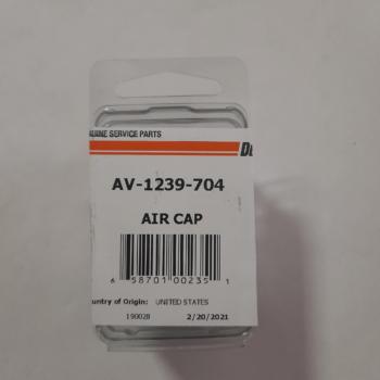 DEVILBISS AV 1239 704 AIR CAP