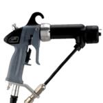 Pistolas de pulverización electrostática de alta presión