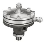 Reguladores y tanques de alimentación a presión