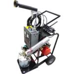 Aplicadores manuales electrostáticos