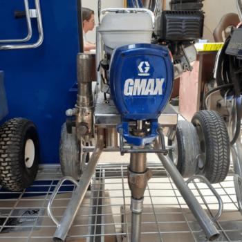 Equipo Usado Gmax II 3900