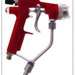 Pistolas de pulverización manual alta presión