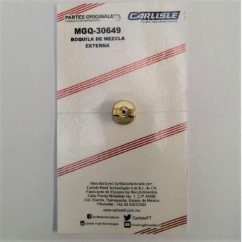 DEVILBISS MGQ 30649 BOQUILLA DE MEZCLA EXTERNA